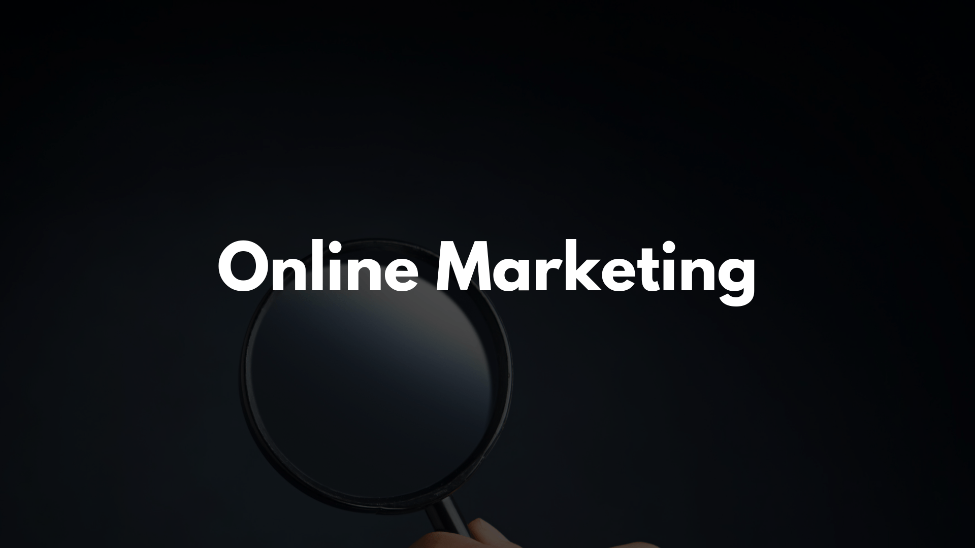 Online Marketing Optimierung Review Audit