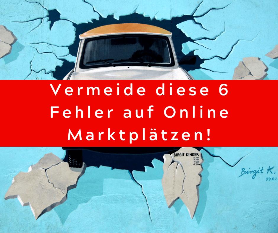 Online Marktplätze - Tipps von neumeith.at