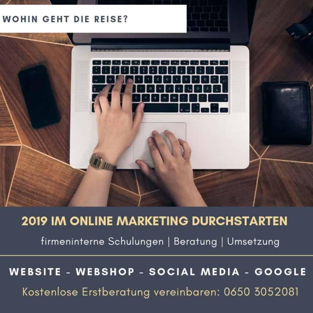 Online Marketing Erstberatung Kostenlos in Graz bei neumeith.at