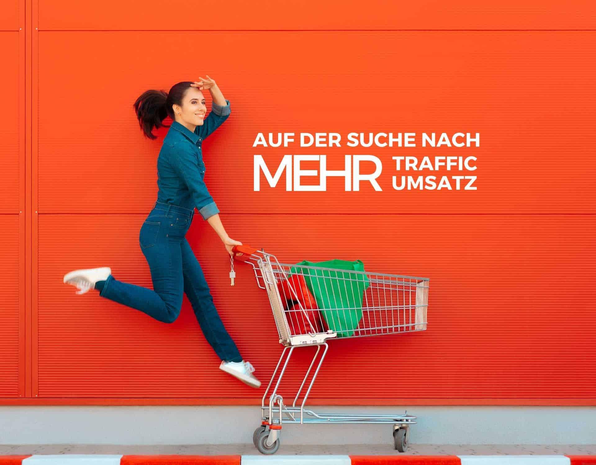 Website Traffic Umsatz steigern neumeith.at
